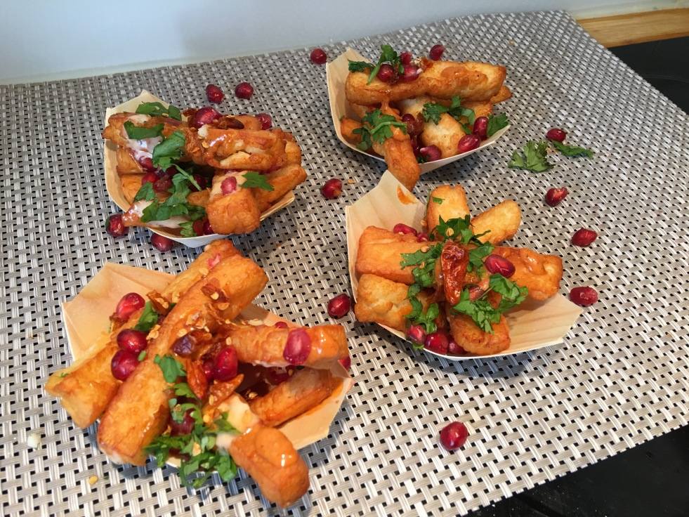 Halal chronicles page 2 halal food blog halloumi fries recipes forumfinder Image collections